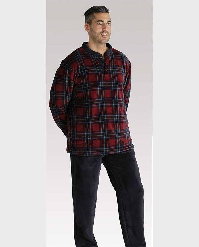 6486c00ee Si buscas pijamas polares o térmicos de hombre para andar por casa  (homewear) o