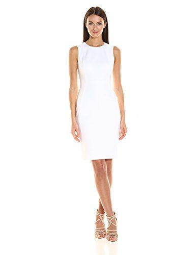 42+ White sheath dress ideas