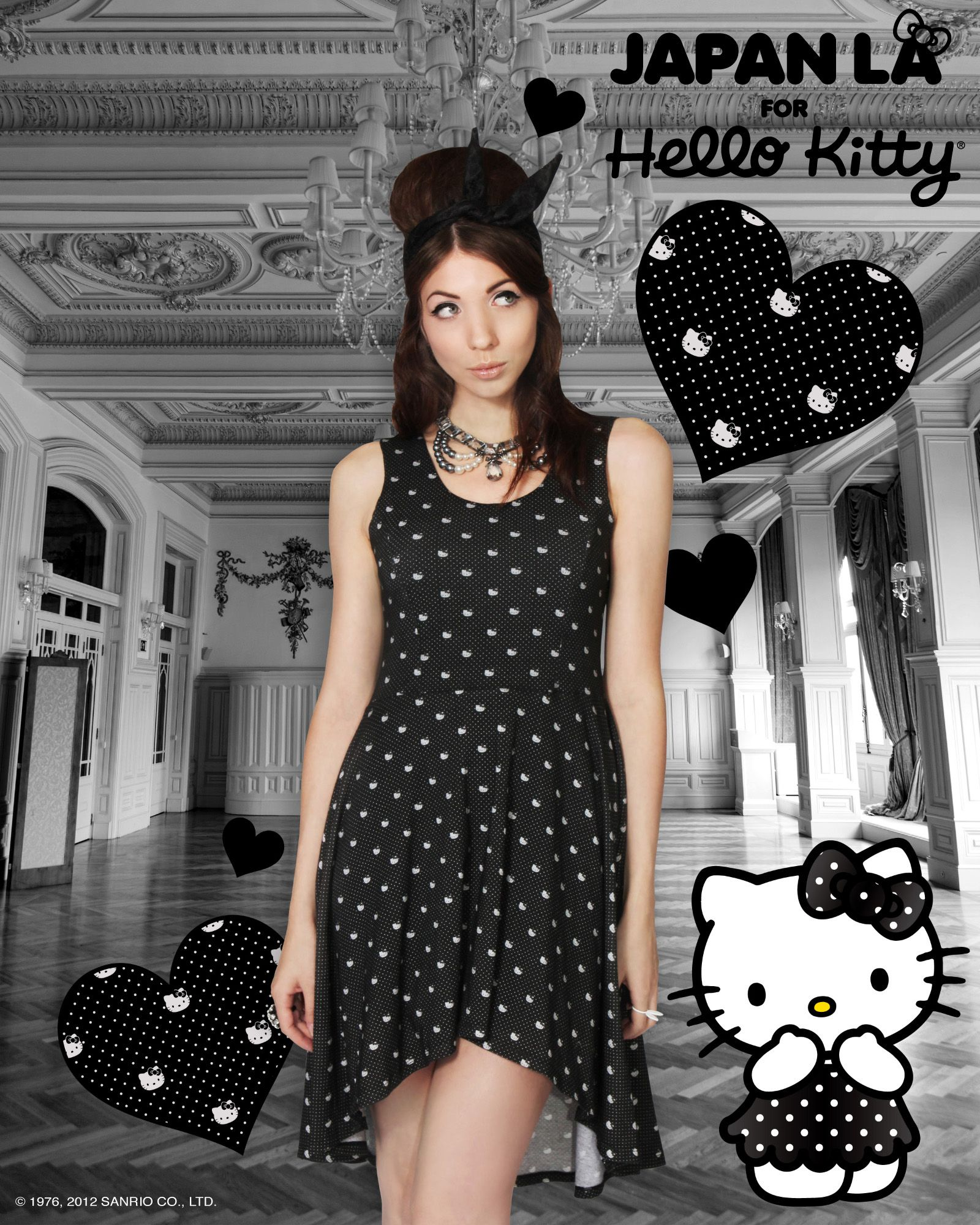 a4aaecc9f Pin by JapanLA Clothing on JapanLA x Hello Kitty Collection 1 ...