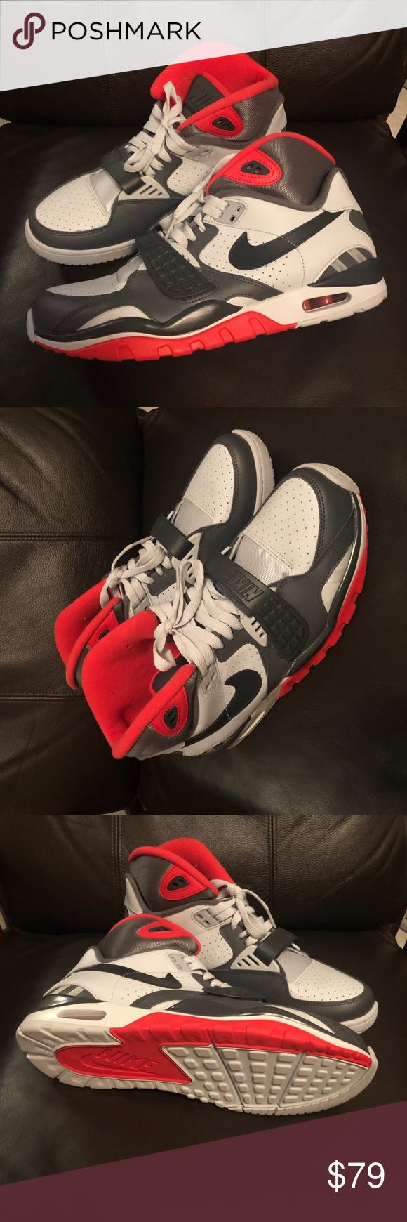 voltereta oportunidad burlarse de  Nike Air Trainer SC II Shoes Bo Jackson   Shoes, Nike air, Nike