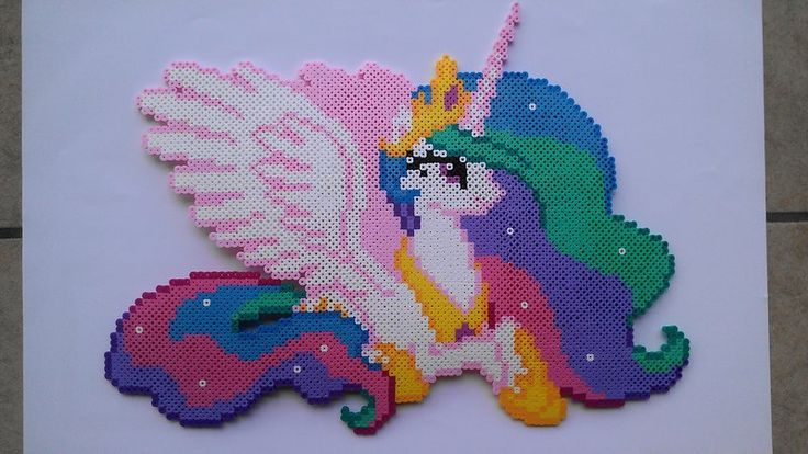 My Little Pony Perler Beads Patterns Google Search Beads