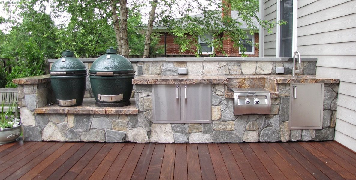 What To Consider When Planning Outdoor Kitchens Outdoor Kitchen Countertops Outdoor Kitchen Design Kitchen Pictures