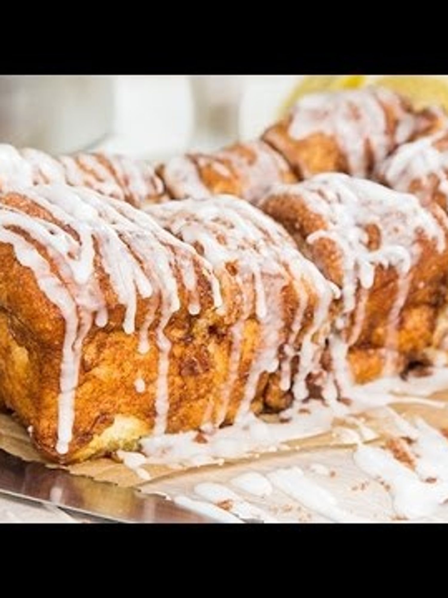 You Can Make Dollywood S Famous Cinnamon Bread At Home Cinnamon Bread Recipe Cinnamon Bread Dessert Recipes