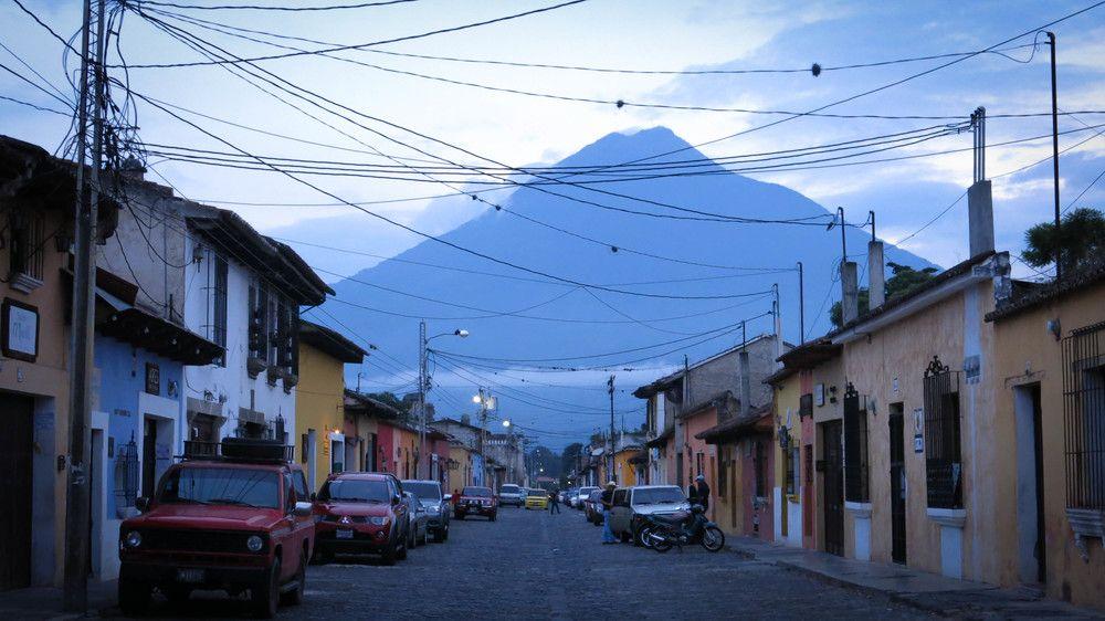 antigua, guatemala: a photo journal — along dusty roads