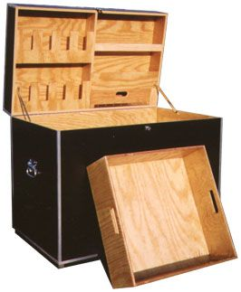 Elite tack design previously built trunks equestrian for Tack cabinet plans