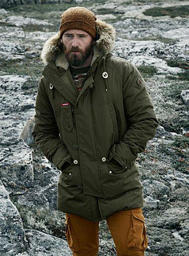Coats 1617 Long Live Winter | Simons #maisonsimons #Le31