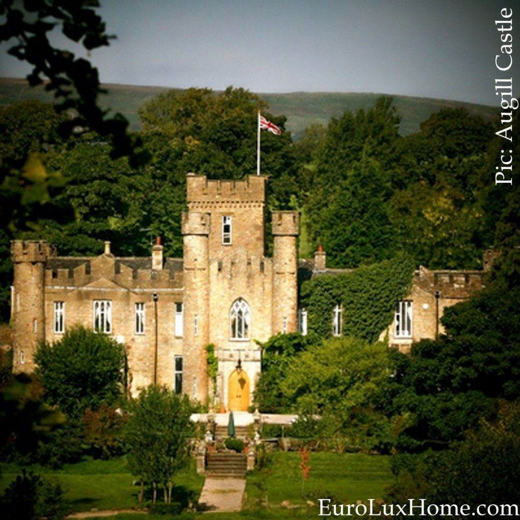 English Castle Hotels With Images