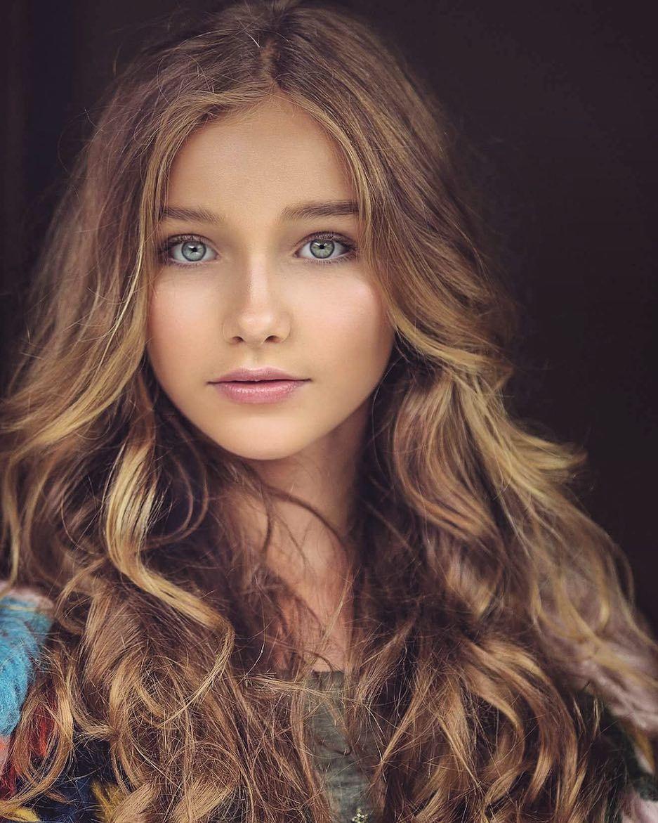 Alexandra Lenarchyk On Instagram One More Great Shot By Sagaj Photography Model Kidmodel Most Beautiful Eyes Brown Hair Green Eyes Girl Beautiful Eyes