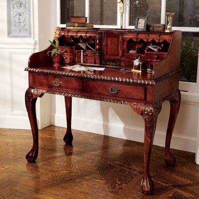 Design Toscano L'Escritoire Writing Desk