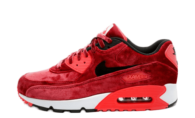 5273dddfe1ab ... official store nike air max 90 red velvet thesolesupplier products nike  air max 90 red velvet
