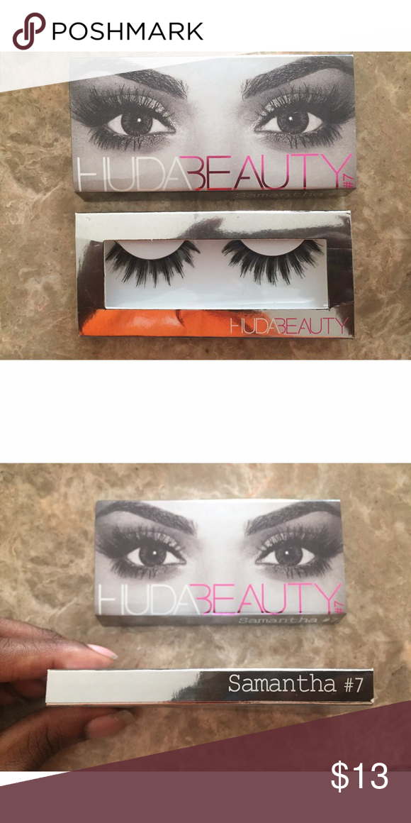 9179f55ed28 Huda Beauty Classic Collection Samantha Lash #7 BRAND NEW Huda Beauty  Classic Collection Samantha Lash #7 huda beauty Makeup False Eyelashes