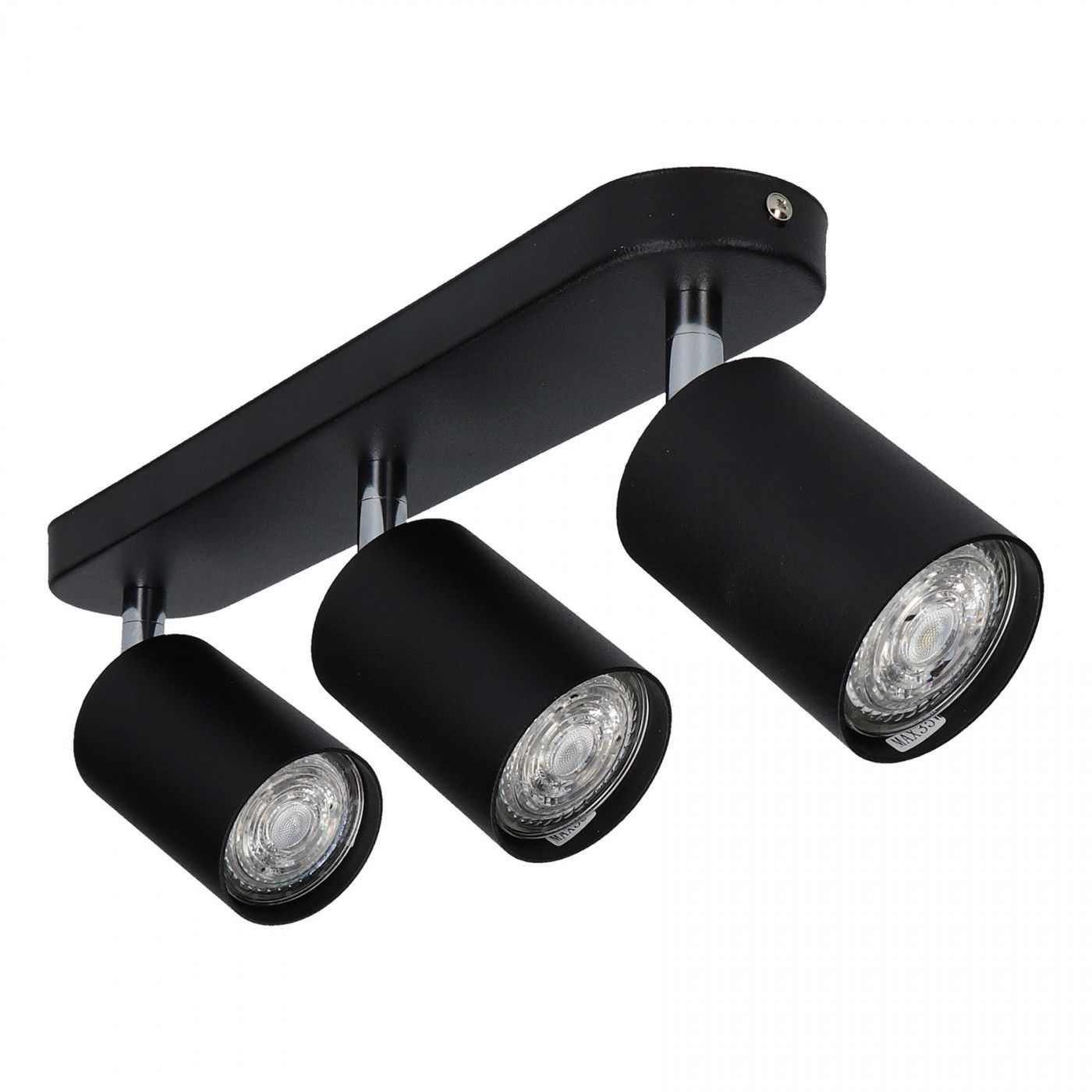 Eye Spot Black 3 6021 Nowodvorski Lampa Sufitowa Nowoczesna 602 Lighting Ceiling Lights Track Lighting
