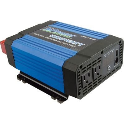 Npower Portable Digital Inverter 1000 Watts Modified Sinewave Power Inverters Portable Power Digital