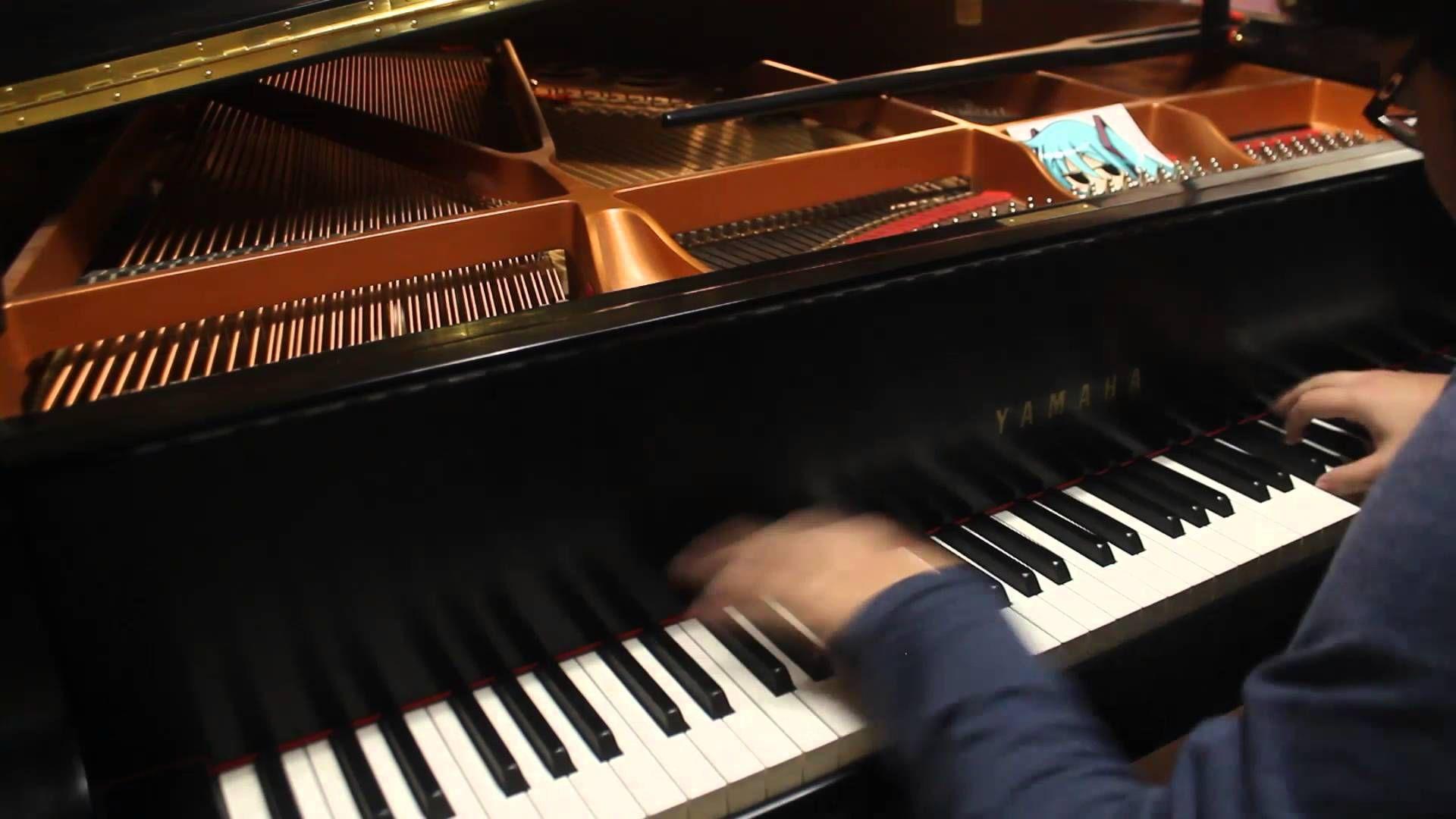Undertale Ost Megalovania Piano Cover Piano Cover Piano