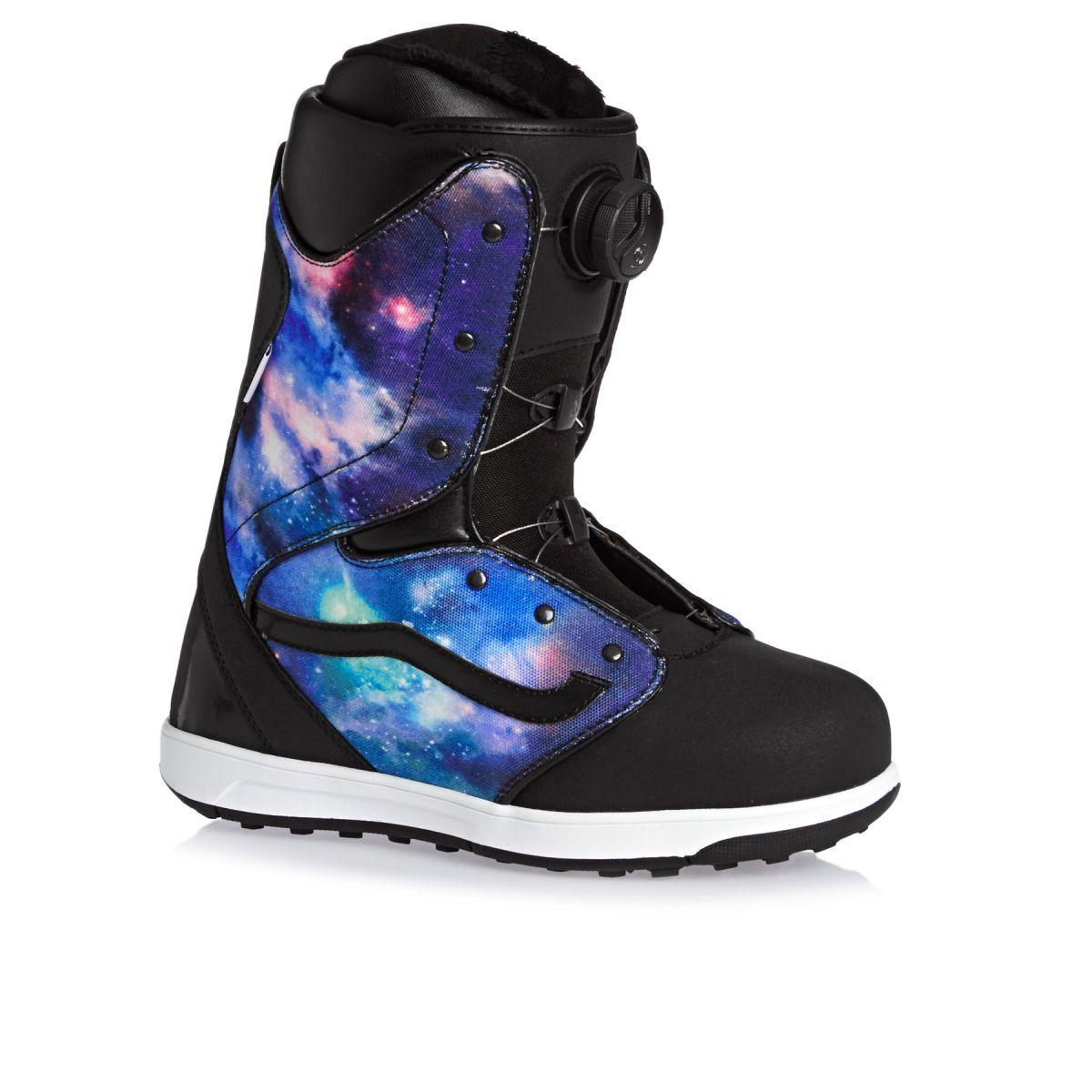 Vans Encore Snowboard Boots - Galaxy/Black
