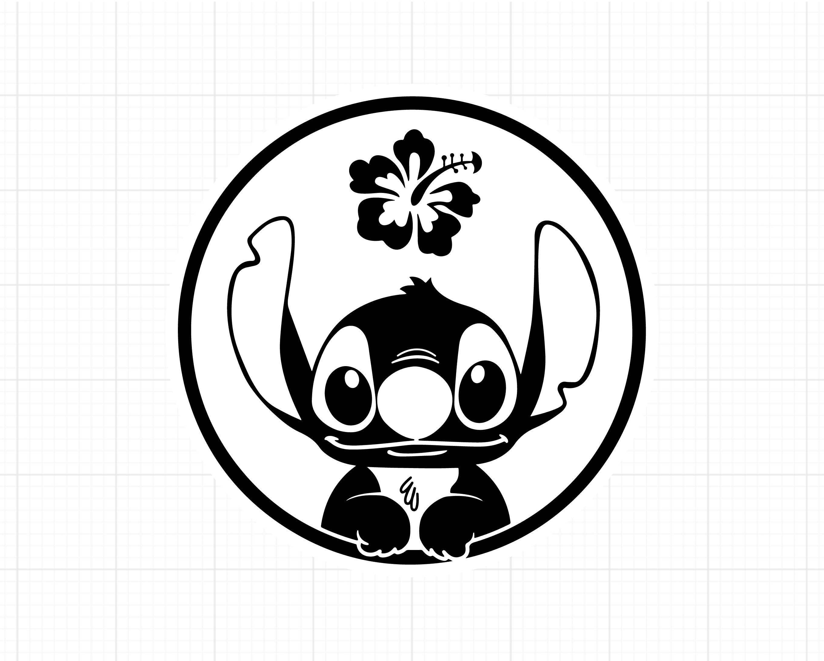 Stitch svg, Lilo and Stitch SVG, Lilo and Stitch clipart