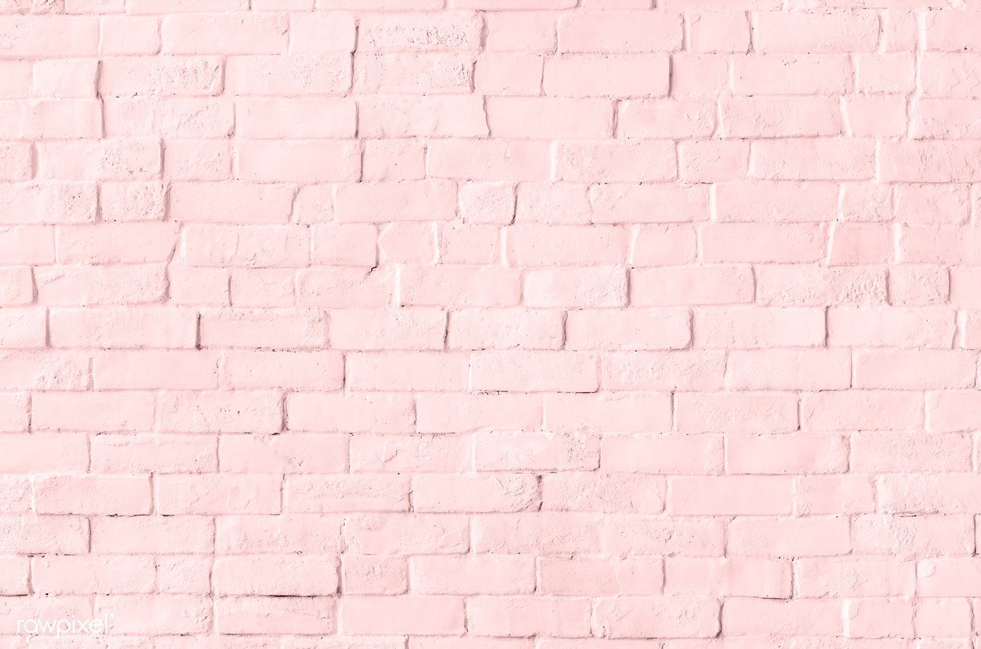 Pastel Pink Brick Wall Textured Background Free Image By Rawpixel Com In 2020 Brick Exterior House Brick Wall Brick Wall Background