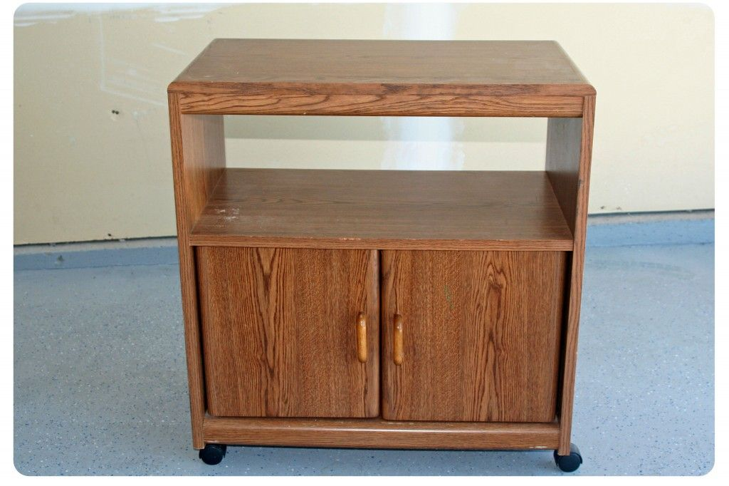 Diy Repaint Old Tv Stand Clever Ideas Home Pinterest