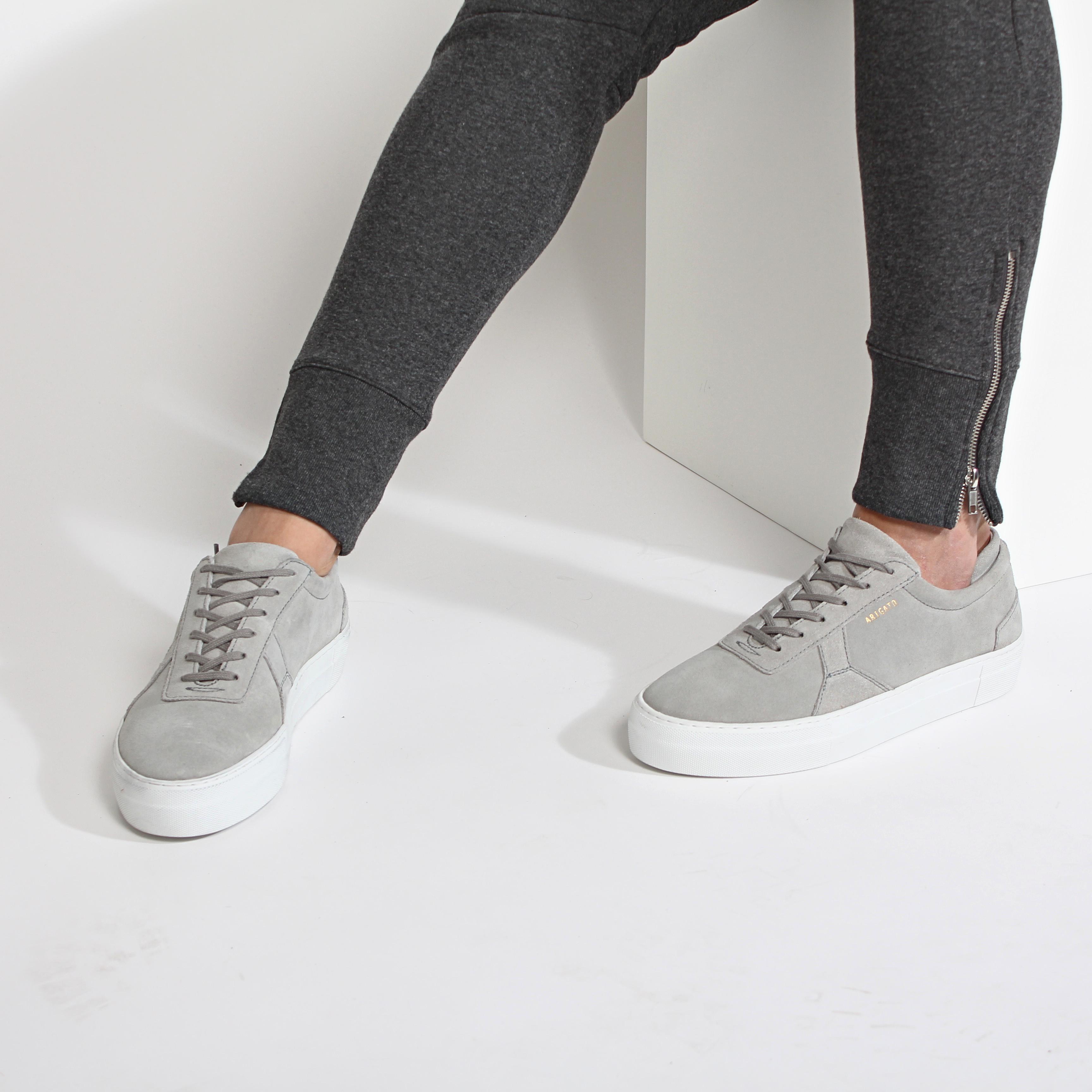cd042b02e21 Light grey platform sneaker from Axel Arigato. Shop online  axelarigato.com