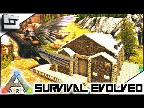 nice Base Building COMPLETE-ish - ARK: Survival Evolved E7