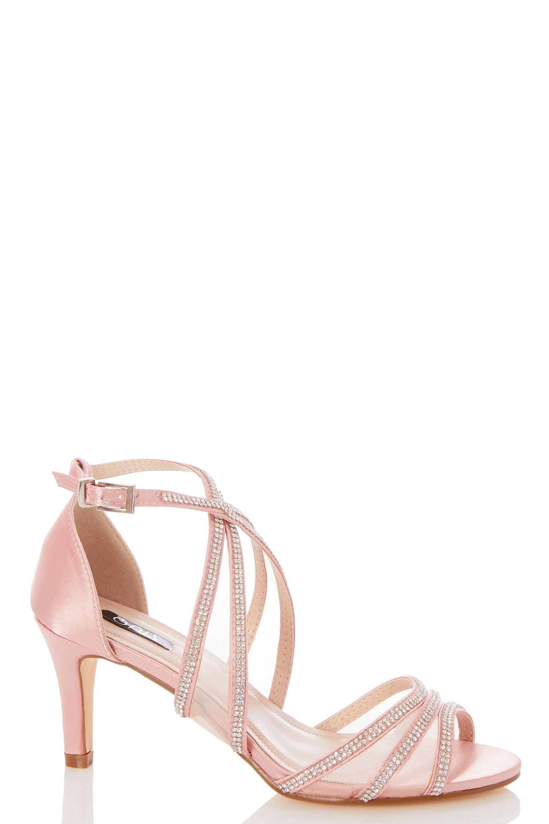 Strap heels, Mid heel sandals, Heels