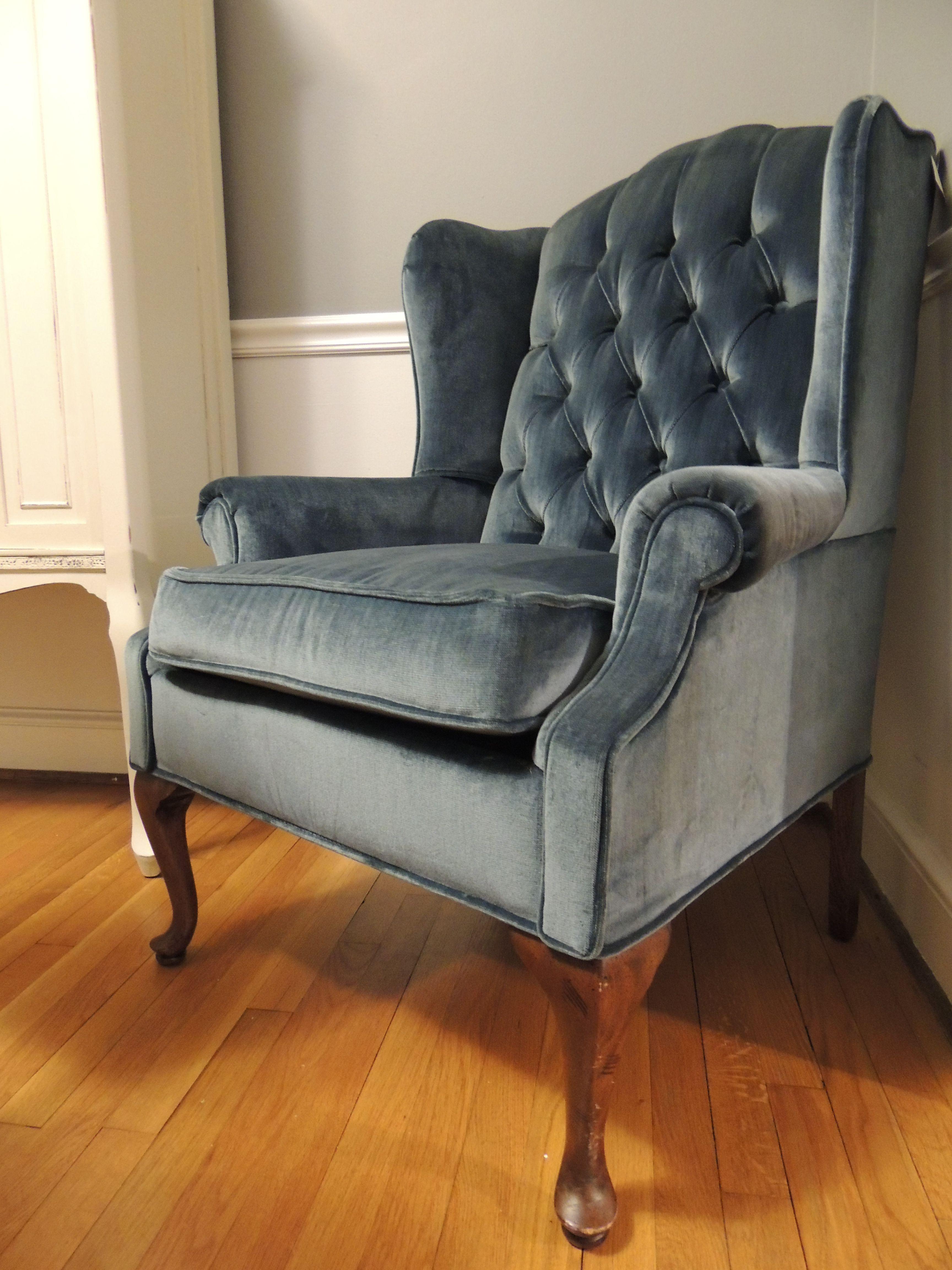 Charmant Chair Design : Velvet Vanity Chair