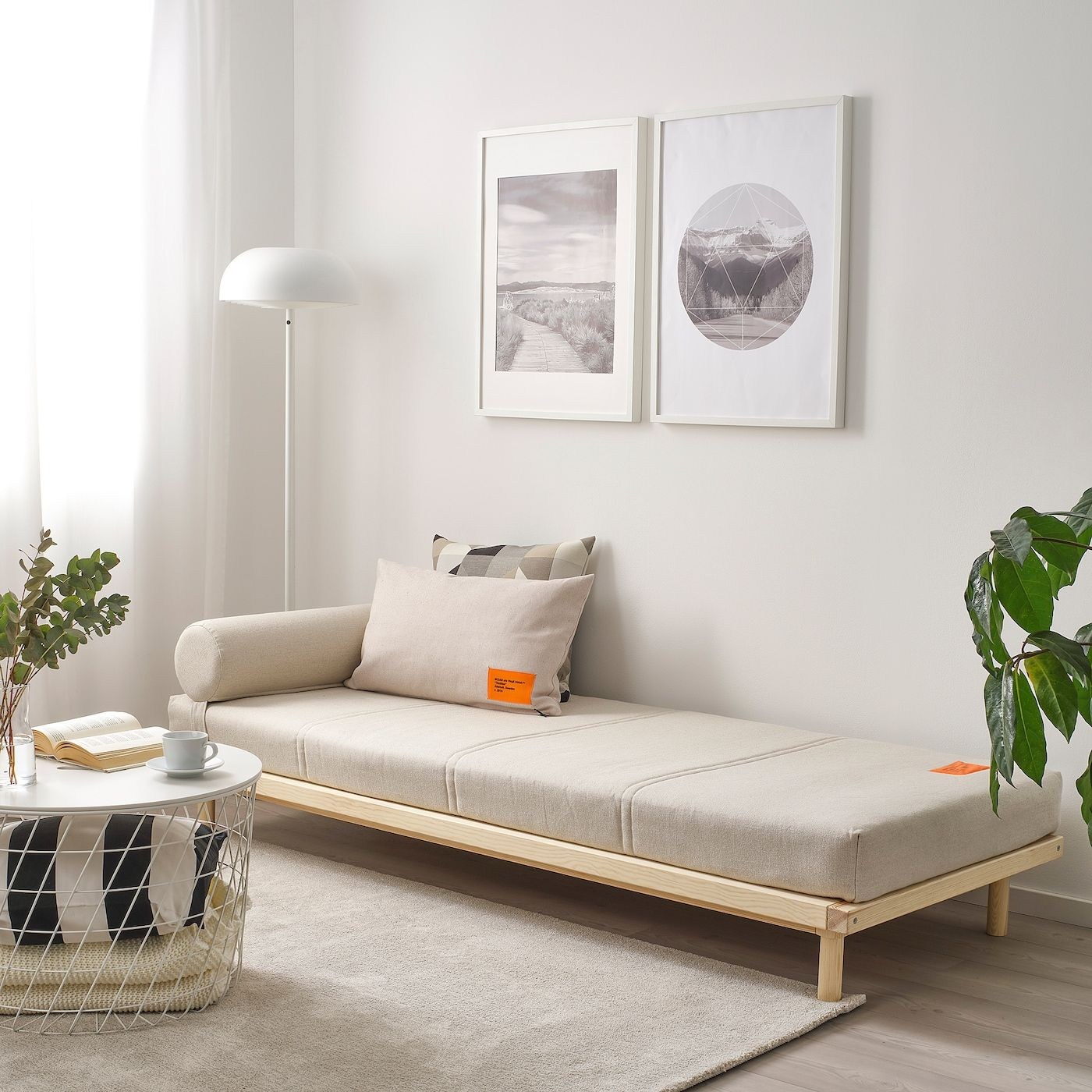 MARKERAD Daybed 80x200 cm (2020) Ikea daybed, Ikea bed