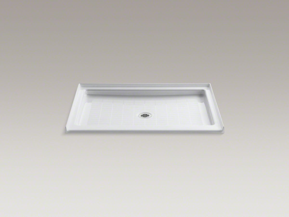 Product Kohler Purist 48 X36 Single Threshold Center Drain
