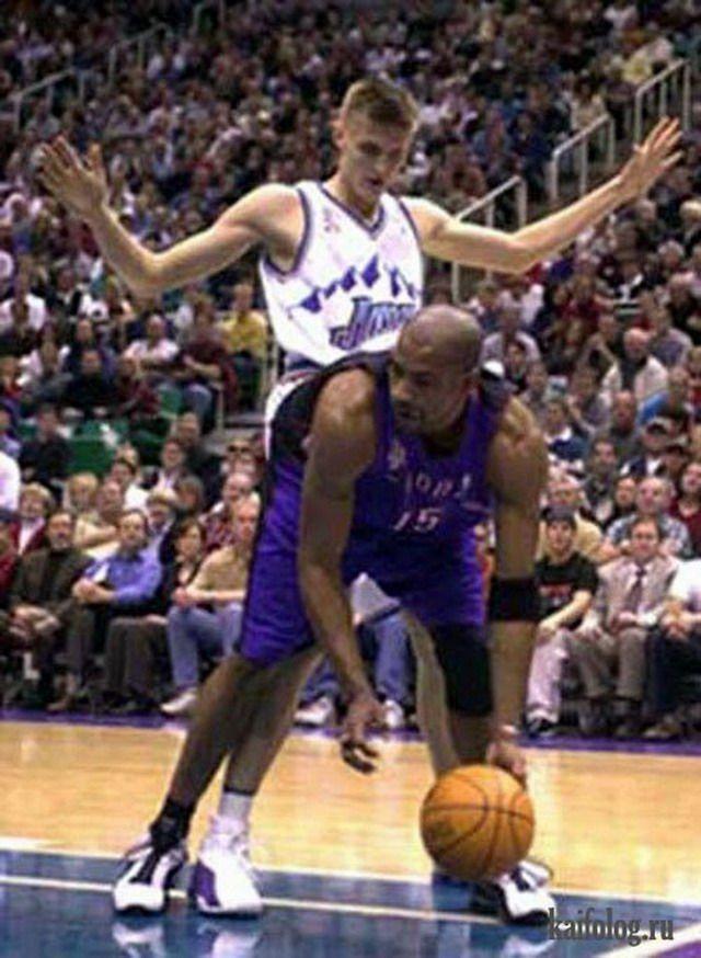 Приколы про баскетбол (55 фото) | Баскетбол, Баскетболисты
