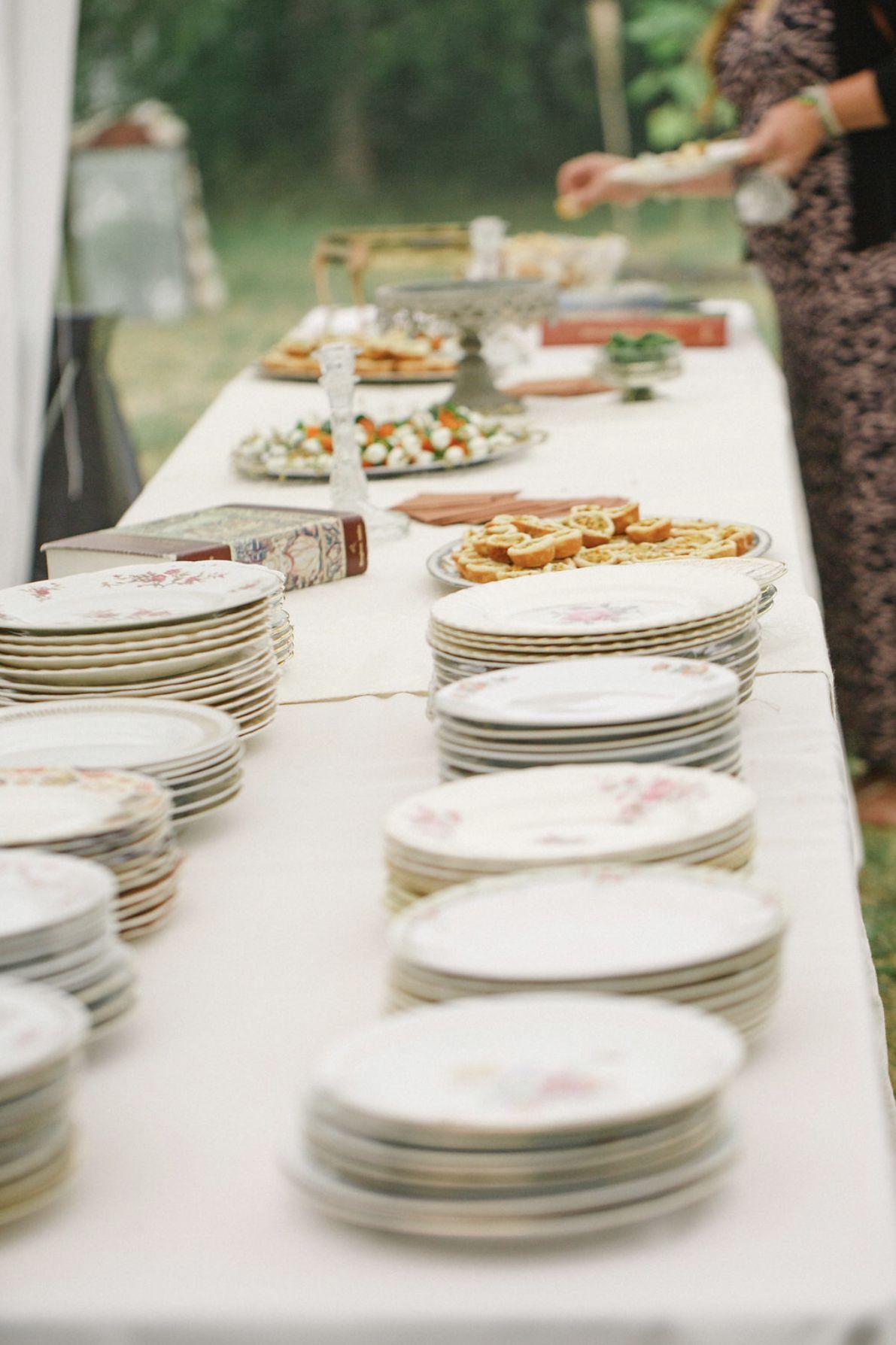 Dinner Plates & Platters China Dinner plates, Wedding