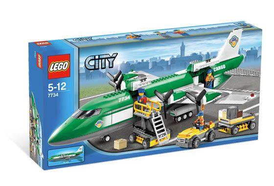 Gran Avion De Carga Lego City Lego City Sets Lego