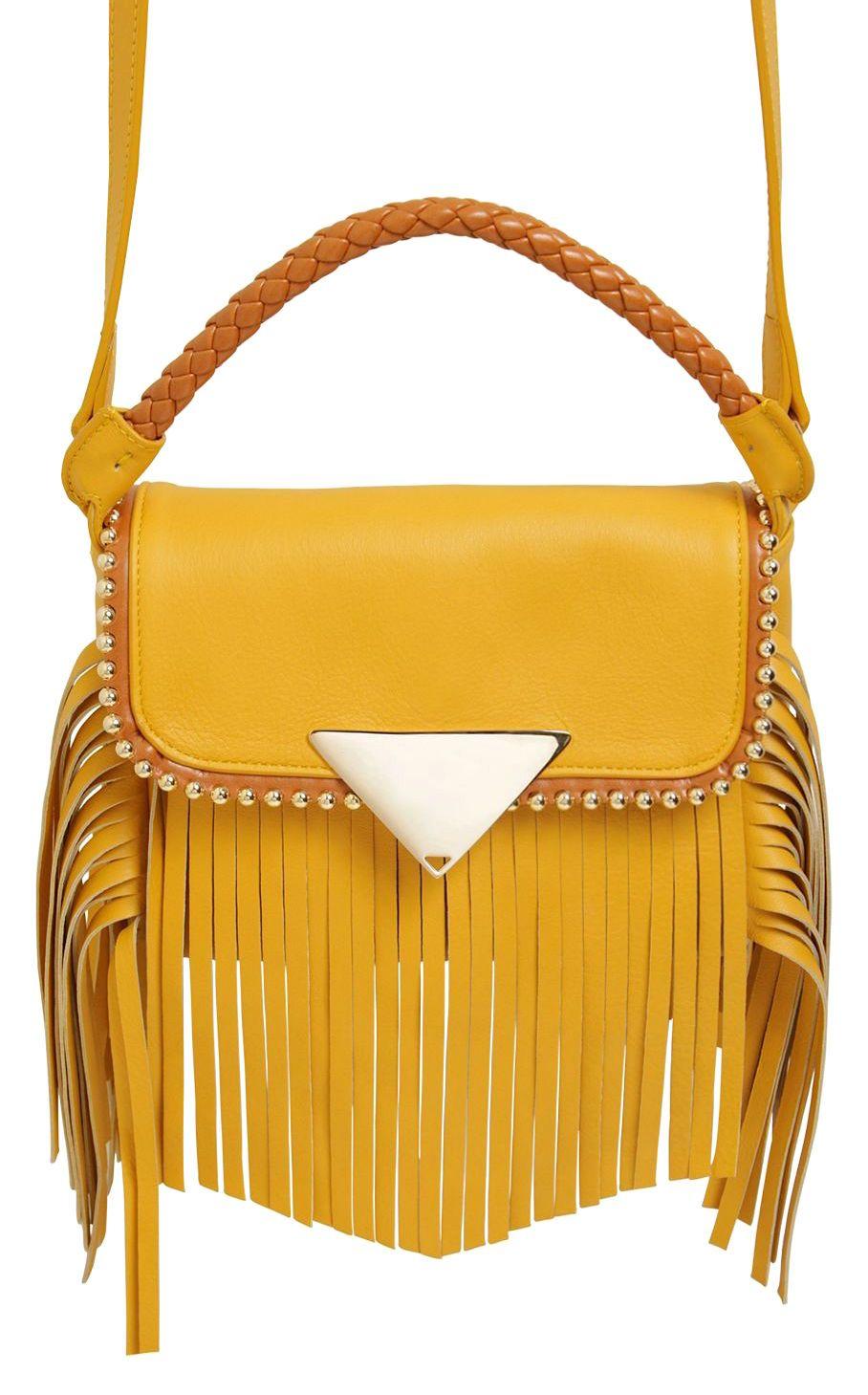 ef7bd6f892 Sara Battaglia Sping 2016 mini amber leather shoulder bag. Bőrtáska, Bőr  Válltáska, Sárga