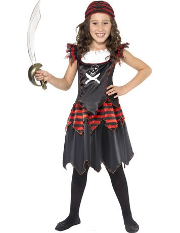 Kids Pirate Girl Costume Fasching Costumes Girl Costumes