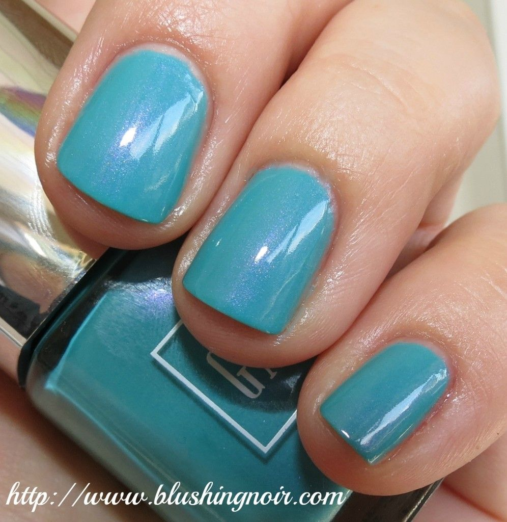 GAP Bright Pool Nail Polish Swatches & Review | Dupes, Swatch and ...