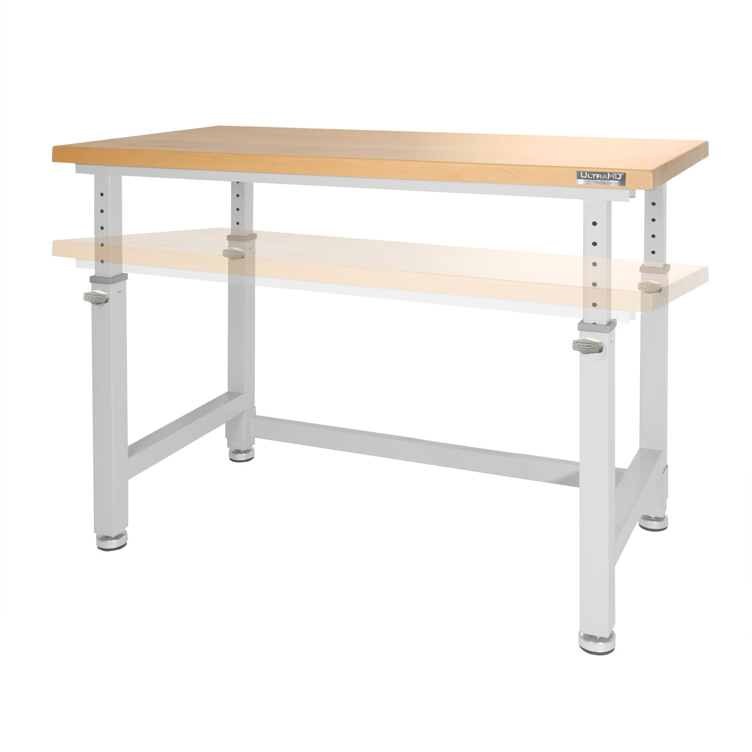 workbench lighted rolling review drawers sams dark club seville classics ultrahd gray drawer