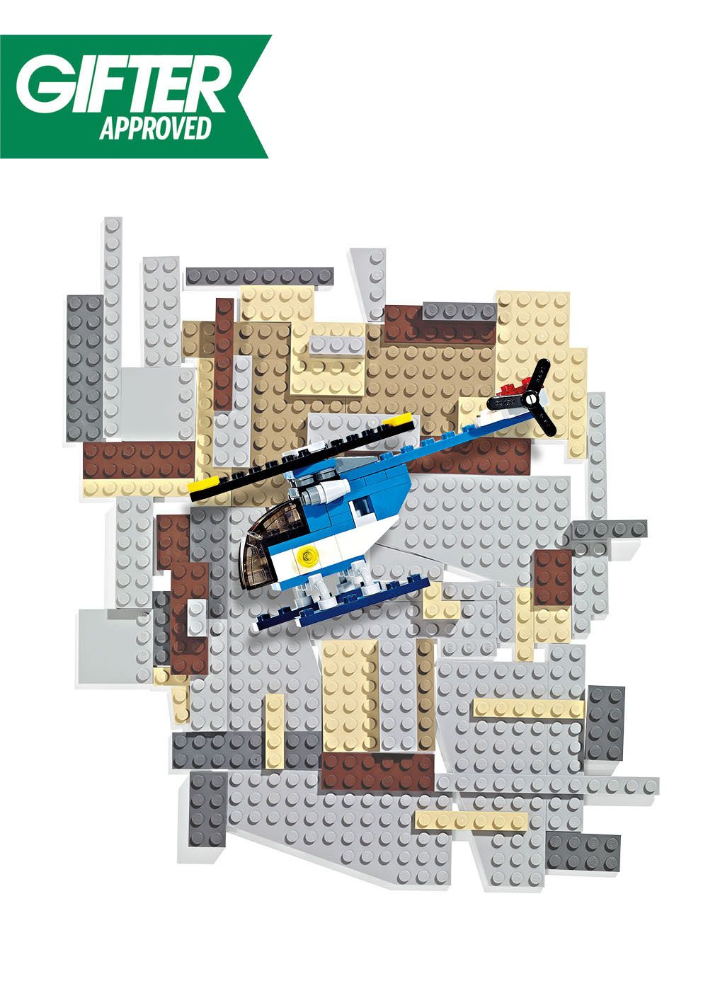What's the coolest thing your kids have ever built with #legos? #TheGifter #Marshalls