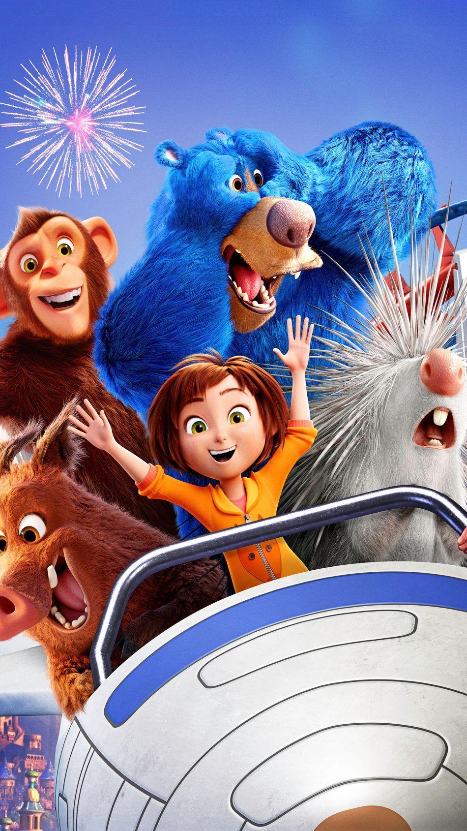Animation Movies Wallpaper