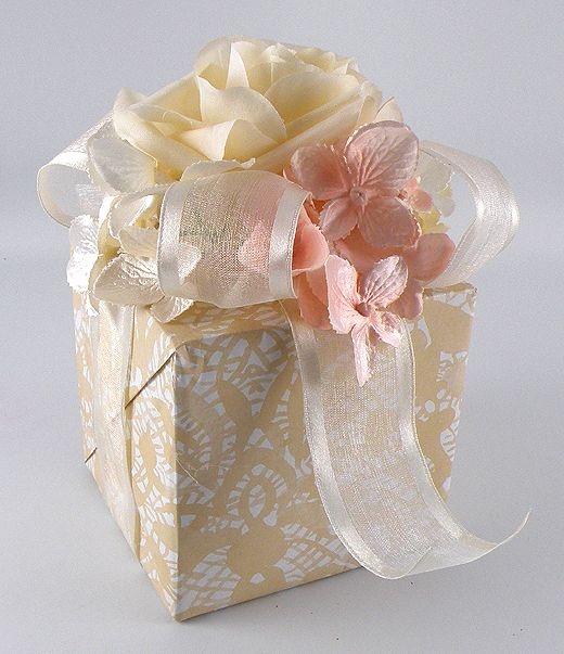 Vintage Wedding Gift Wrap | It's a Wrap | Gift wrapping, Wedding
