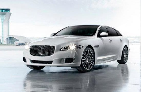 Ultra-luxury 2013 Jaguar XJ boasts hand crafted interior for ...
