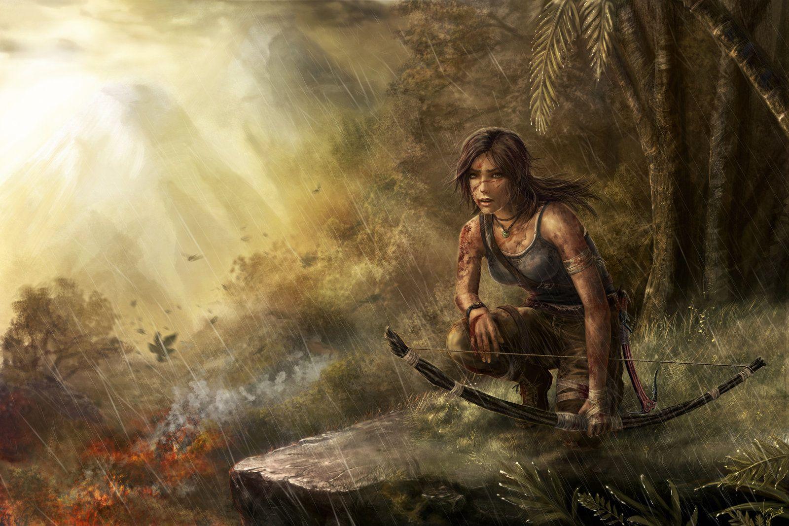 Pin by .1TRH1. on Lara Croft   Lara croft, Lara, Christian