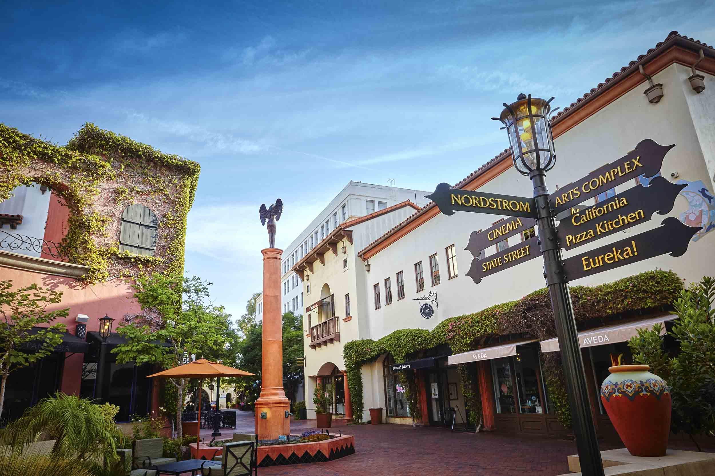 Shopping In Santa Barbara Life In Santa Barbara Santa Barbara