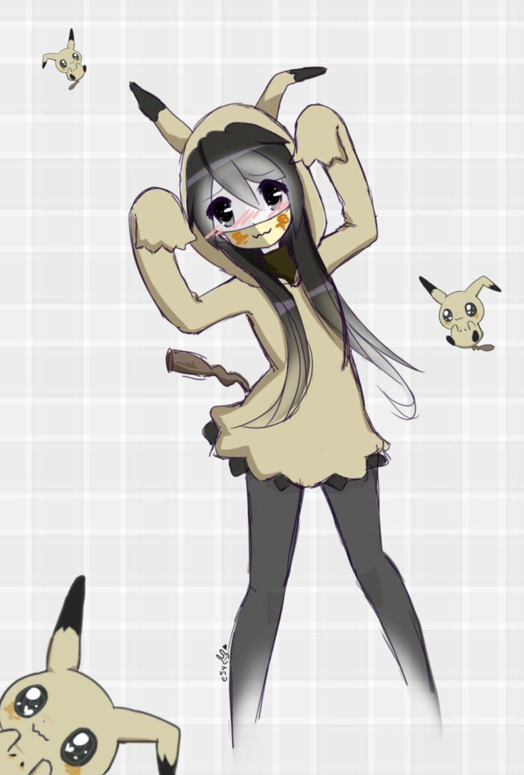 pokemon how to get mimikyu