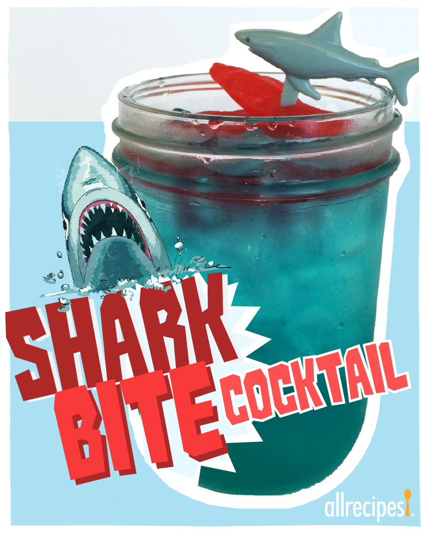 Shark Bite Cocktail Recipe