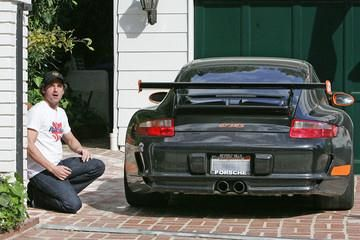 Patrick Dempsey Porsche Gt3 Rs Apparently Dempsey Is Quite The