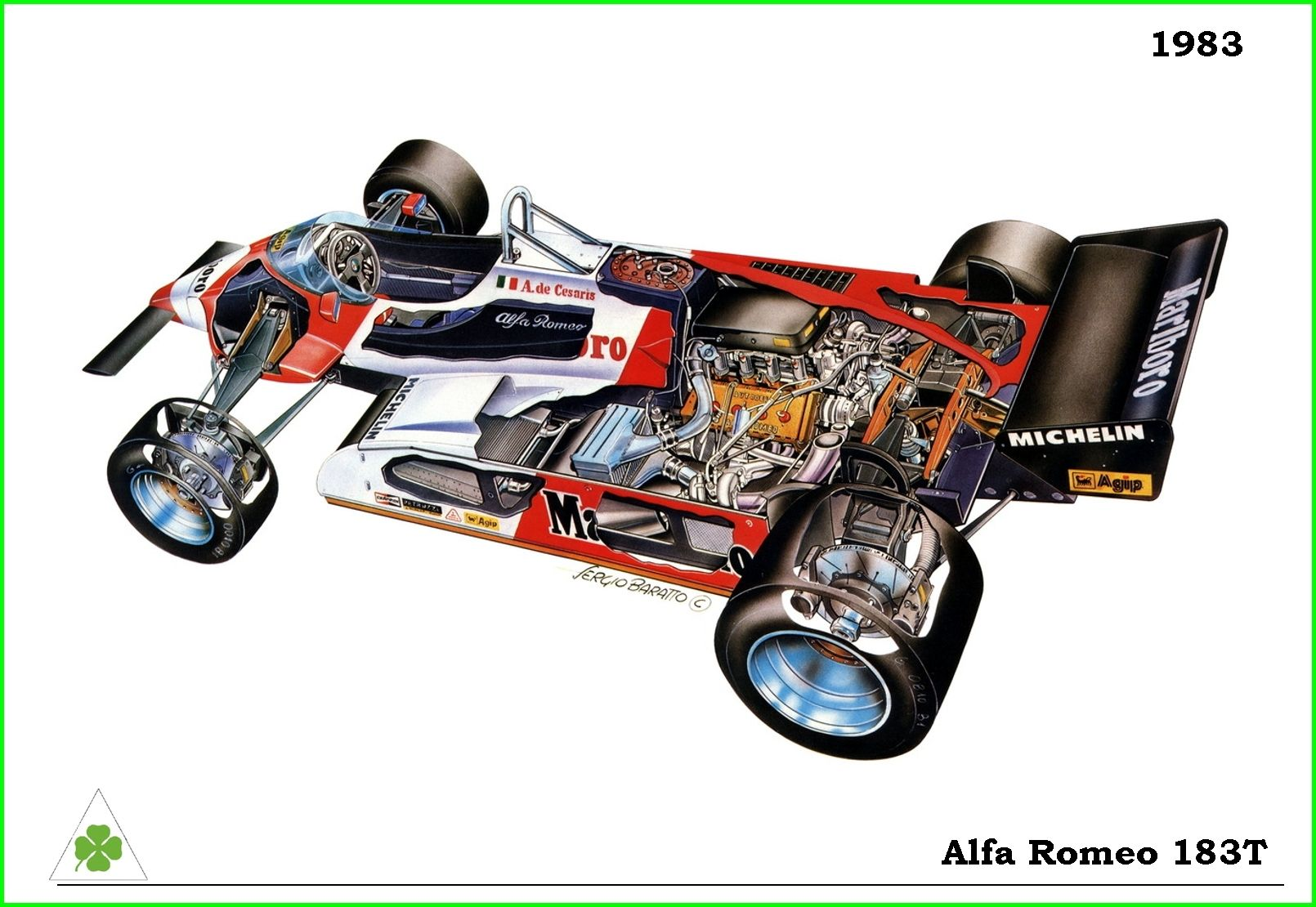 alfa romeo 183t | f1 racing machines | alfa romeo, cars, formula 1