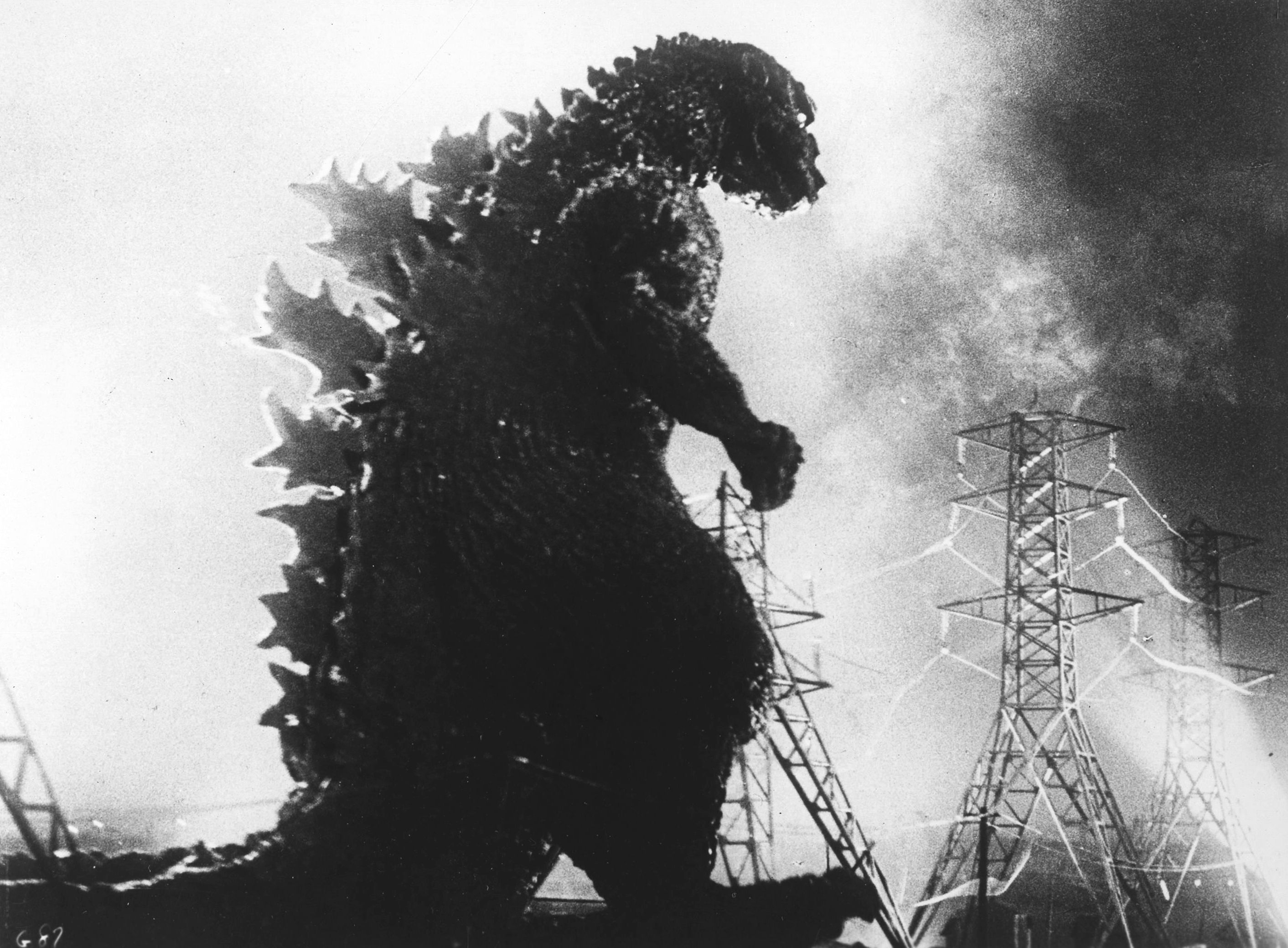 Image result for godzilla 1954 movie stills