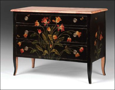 great resource to have if you repaint/upcycle furniture | list of