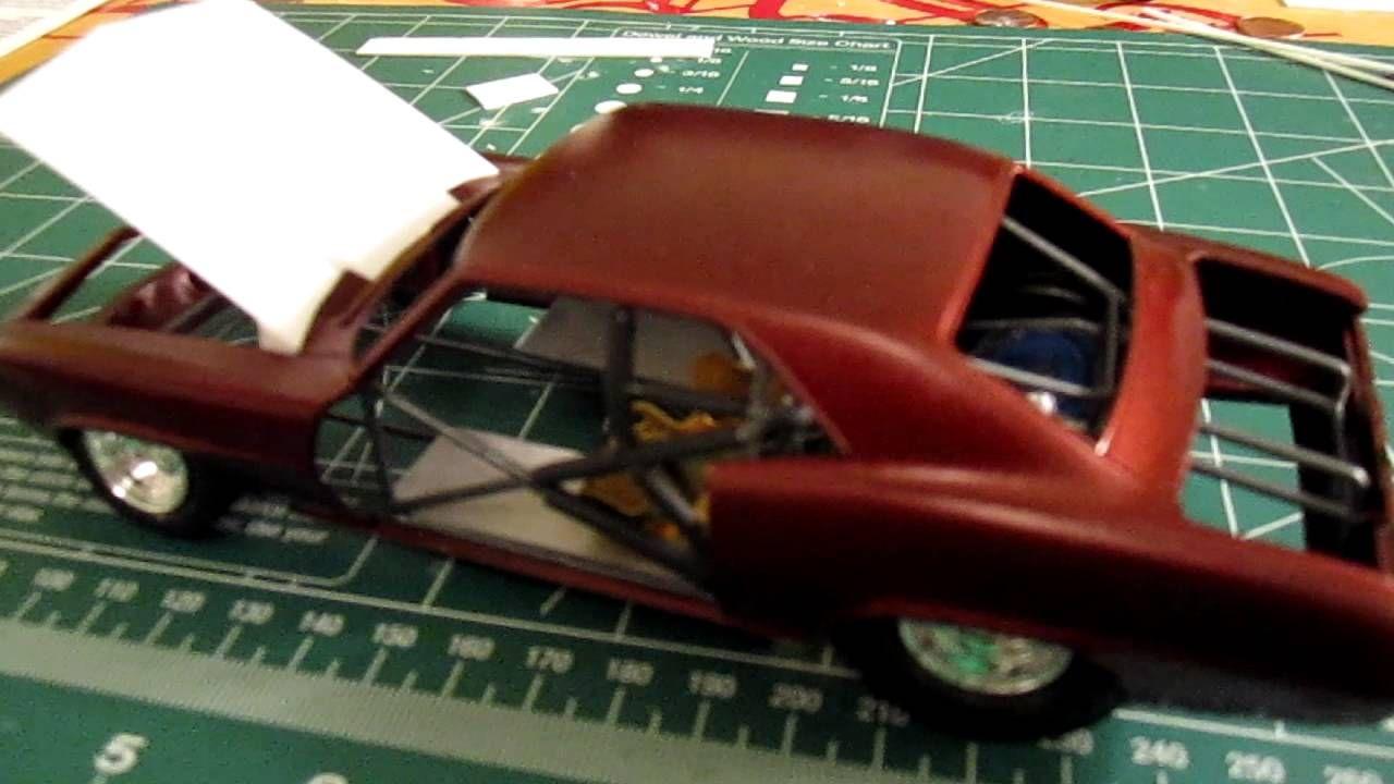 69 Camaro Promod Headrush Update Youtube Youtubecom Pro 1955 Ford F100