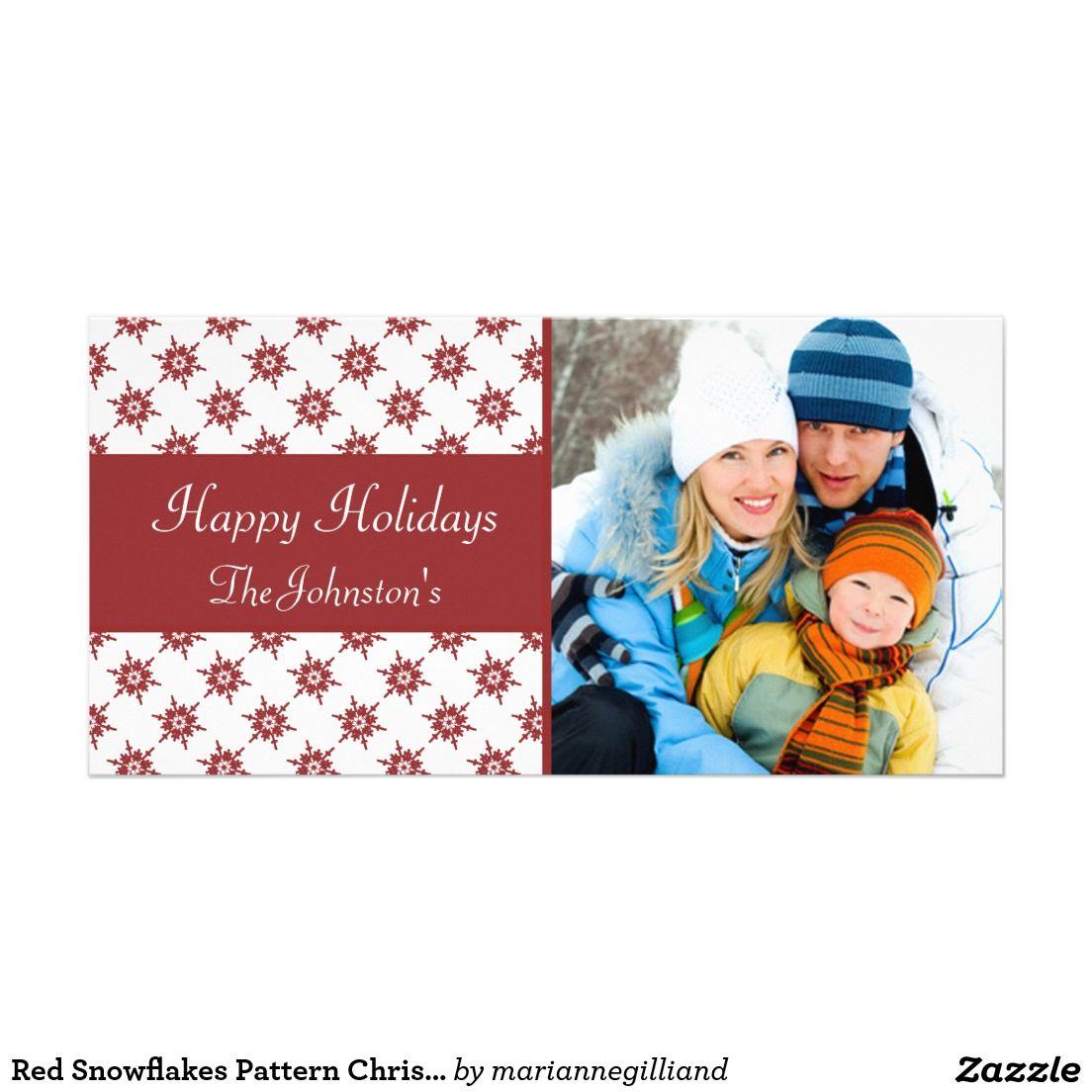 Create your own photo card custom holiday