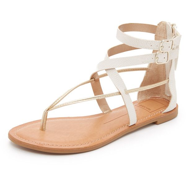 cc7c6dcb4f3 Dolce Vita Darrah Thong Sandals (91 CAD) ❤ liked on Polyvore featuring shoes